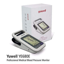 Rental for Yuwell Electronic Blood Pressure Monitor YE680E - Asian Integrated Medical Sdn Bhd (ielder.asia)