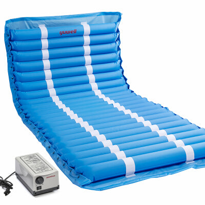 Yuwell Anti Decubitus Mattress - Tube Type - Asian Integrated Medical Sdn Bhd (ielder.asia)