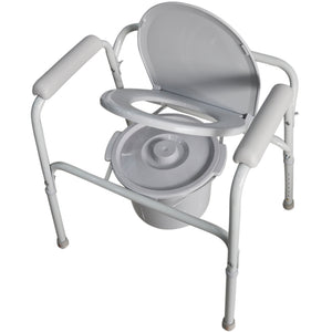 Yuwell Commode Chair H020B - Asian Integrated Medical Sdn Bhd (ielder.asia)