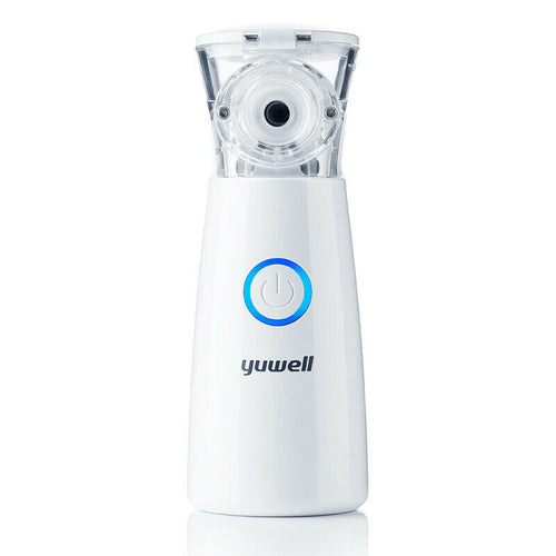 Yuwell Mesh Nebulizer M102 - Asian Integrated Medical Sdn Bhd (ielder.asia)