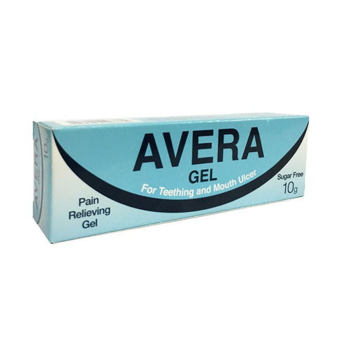 Avera Gel 10g (For Teething and Mouth Ulcer) - Asian Integrated Medical Sdn Bhd (ielder.asia)