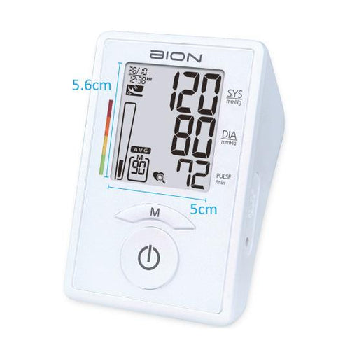 BION Upper Arm Blood Pressure Monitor