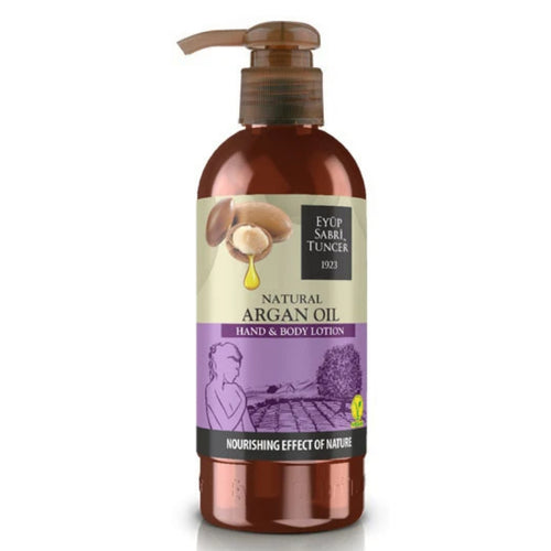 [Nourishing Effect of Nature] Eyup Sabri Tuncer Argan Oil Hand & Body Lotion (250ml)
