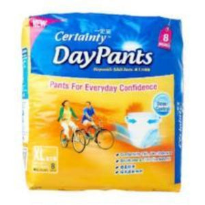 certainty daypants XL8