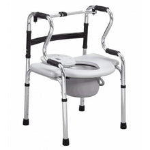 Adjustable Shower-Commode-Walker (6 in 1) - Asian Integrated Medical Sdn Bhd (ielder.asia)