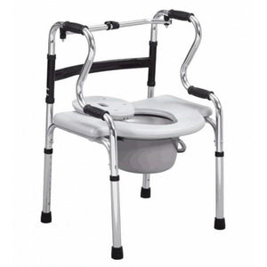adjustable commode shower walker 3 in 1