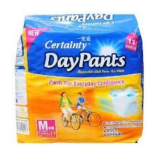 certainty daypants M11