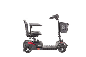 Drive Spitfire Scout 4-wheel Compact Travel Scooter - Asian Integrated Medical Sdn Bhd (ielder.asia)