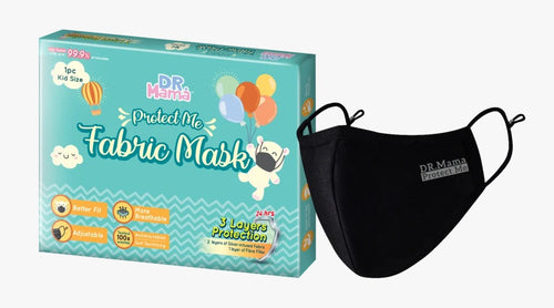 Dr Mama Antimicrobial Fabric Mask [Kids size]