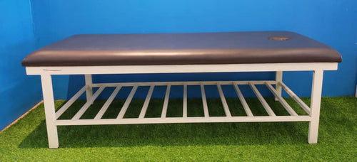 [Second Hand] Massage and Treatment Table, Black (SH10)