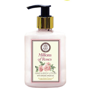 Eyup Sabri Tuncer Hand and Body Lotion with Organic Argan Oil (Roses) (250ml)