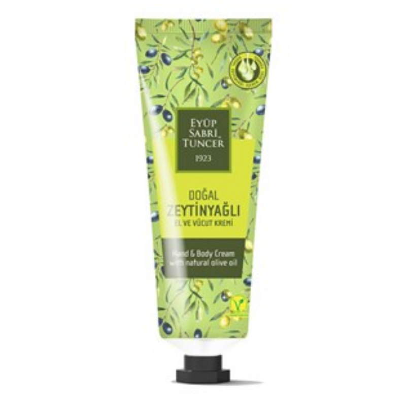 Eyup Sabri Tuncer Hand and body cream - Natural Olive Oil