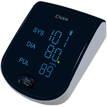 WeHealth iChoice Smart Blood Pressure Monitor (CBP111) - Asian Integrated Medical Sdn Bhd (ielder.asia)