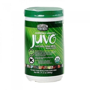 Juvo Natural Raw Meal Whole Food (Low Fat & Low Calorie)