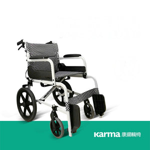 "SOMA Aluminium Lightweight Wheelchair 11kg (18"")"