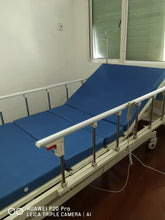 [Second Hand] Electric Hospital Bed with 3 functions plus ripple mattress