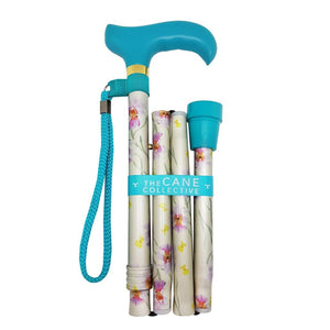 Vanda Cane (Foldable and Height-Adjustable Cane) (0.5kg) - Asian Integrated Medical Sdn Bhd (ielder.asia)