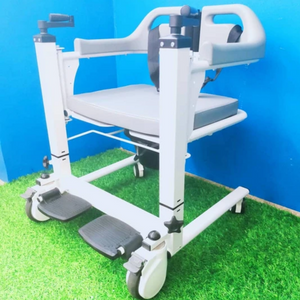 Multipurpose Mobile Transfer Chair with Adjustable Height (ETA: 3 June 2021)