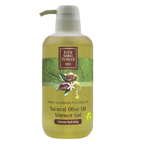 [Intense Hydrating] Eyup Sabri Tuncer Olive Oil Shower Gel (600ml)