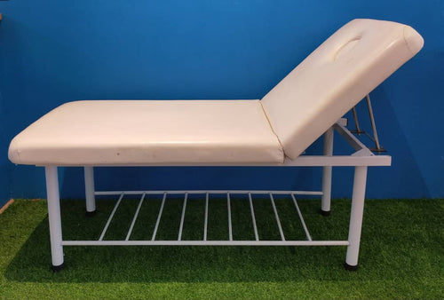 [Second Hand] Patient Examination couch for clinic and hospital, White (SH12)