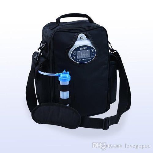 Portable Oxygen Concentrator with Battery (Li-ion)