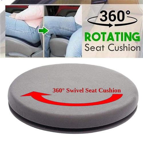 Car 360 Degree Rotating Swivel Anti-skid Cushion Car