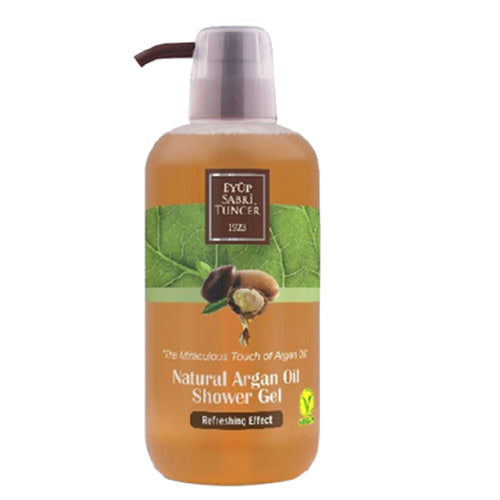 [Refreshing Effect] Eyup Sabri Tuncer Argan Oil Shower Gel (600ml) Vegen