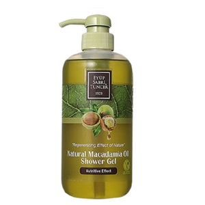 Eyup Sabri Tuncer Macadamia Oil Shower Gel (600ml)