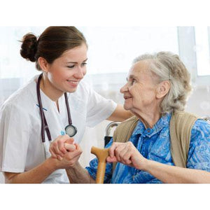 Nursing care for elderly care
