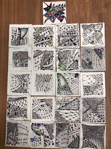 Zentangle Art Class Basic 禪繞基礎班 - Asian Integrated Medical Sdn Bhd (ielder.asia)