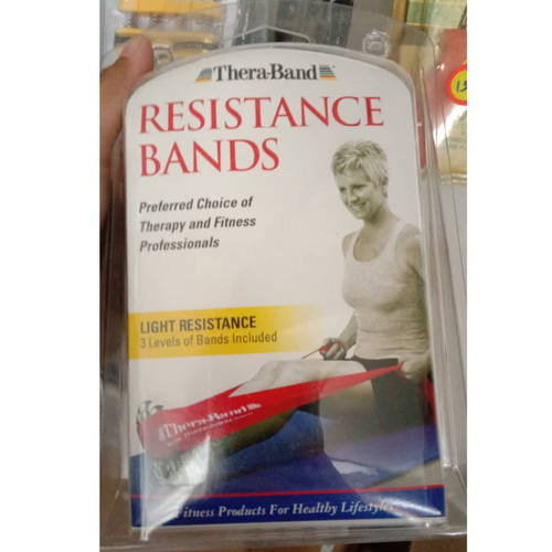 TheraBand Resistance Bands – 1.5m