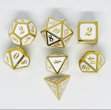 Load image into Gallery viewer, Divine Retribution Metal Dice Set
