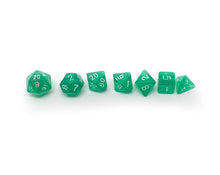 Load image into Gallery viewer, Translucent Mini Dice - Green