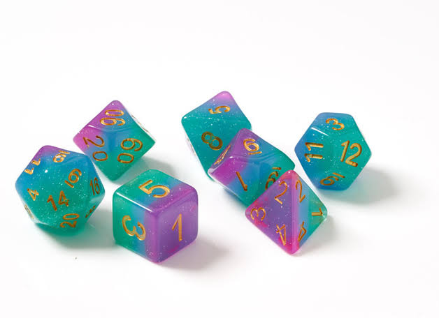 Northern Lights - Sirius Dice