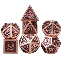 Load image into Gallery viewer, The Wyverns Hide Dice Set