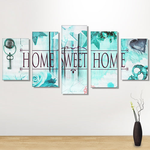 Home sweet Home (verschiedene Varianten) Diamond - Painting