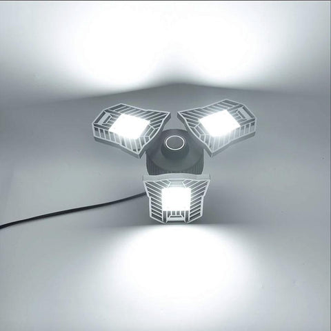 Image of LED Bulbs & Tubes - 6000 Lumen LED Garage Light