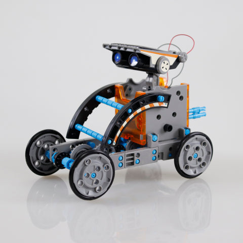 Image of 12-in-1 Educational Solar Robot