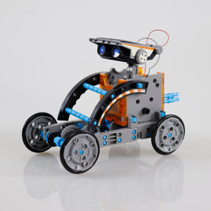 12-in-1 Educational Solar Robot