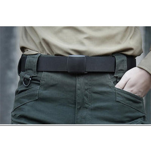 Casual Military Grade Polymer and Nylon Belt
