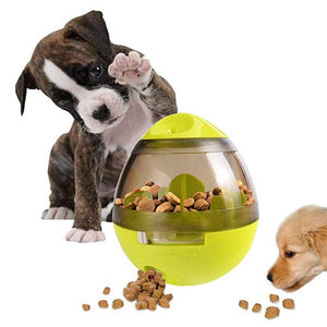 Pet Toys - IQ Pet Food Dispenser Ball