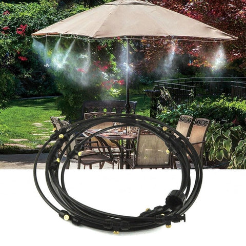 Image of Outdoor Misting Cooling System