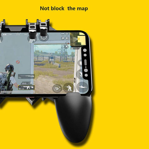 Image of AK-66 Pro Mobile Game Controller - Fortnite/PUBG