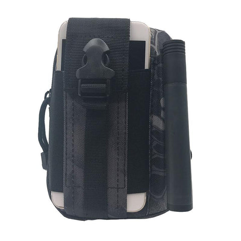 Tactical Travel Belt Waist Bag