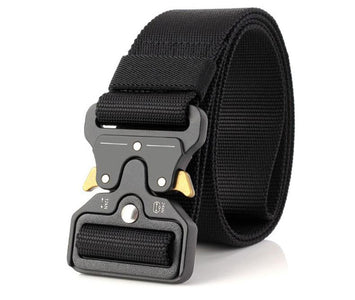 Casual Military Grade Nylon/Metal Belt