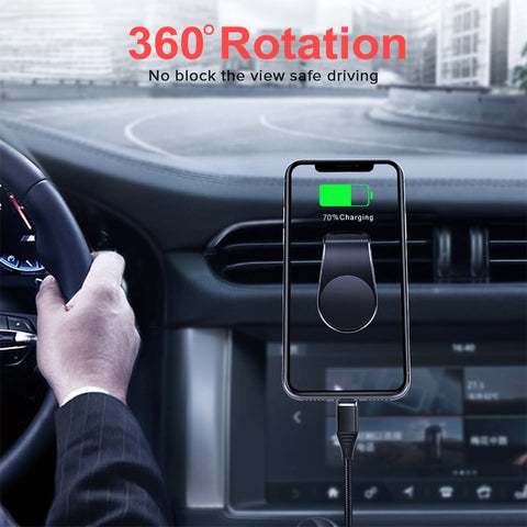 Image of Magnetic Car Mount Phone Holder