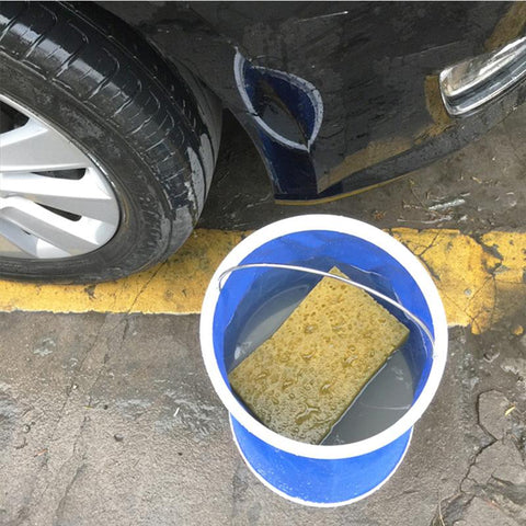 Image of Collapsible Water Bucket
