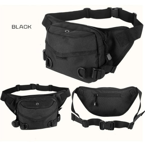 Image of Hunting Bags - Tactical Waterproof Waist Pack