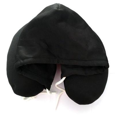 Image of Hoody memory foam travel pillow