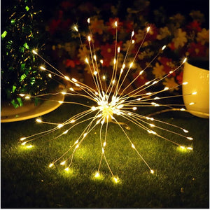 Flexible Starburst LED Lights Battery Fairy Lights